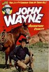 Cover for John Wayne Adventure Comics (Toby, 1949 series) #2