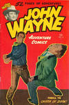 Cover for John Wayne Adventure Comics (Toby, 1949 series) #6