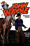Cover for John Wayne Adventure Comics (Toby, 1949 series) #9