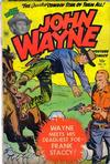 Cover for John Wayne Adventure Comics (Toby, 1949 series) #13