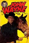 Cover for John Wayne Adventure Comics (Toby, 1949 series) #26