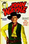 Cover for John Wayne Adventure Comics (Toby, 1949 series) #30