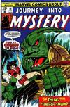 Cover for Journey into Mystery (Marvel, 1972 series) #18