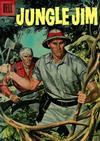 Cover for Jungle Jim (Dell, 1954 series) #7