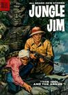 Cover for Jungle Jim (Dell, 1954 series) #17