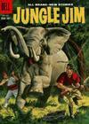 Cover for Jungle Jim (Dell, 1954 series) #18