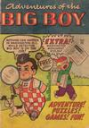 Cover for Adventures of the Big Boy (Webs Adventure Corporation, 1957 series) #19 [West]