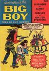 Cover for Adventures of the Big Boy (Webs Adventure Corporation, 1957 series) #31 [West]