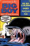 Cover for Adventures of the Big Boy (Webs Adventure Corporation, 1957 series) #39 [East]