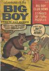 Cover for Adventures of the Big Boy (Webs Adventure Corporation, 1957 series) #42 [East]