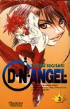 Cover for D.N.Angel (Bonnier Carlsen, 2003 series) #3