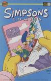 Cover for Simpsons Comics (Bongo, 1993 series) #15