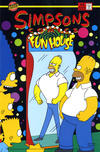 Cover for Simpsons Comics (Bongo, 1993 series) #18