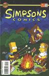 Cover for Simpsons Comics (Bongo, 1993 series) #21