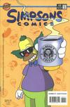 Cover for Simpsons Comics (Bongo, 1993 series) #32