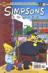 Cover for Simpsons Comics (Bongo, 1993 series) #37