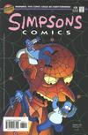 Cover for Simpsons Comics (Bongo, 1993 series) #38