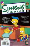 Cover for Simpsons Comics (Bongo, 1993 series) #44