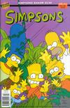 Cover for Simpsons (Egmont, 2001 series) #10/2002