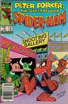 Cover Thumbnail for Peter Porker, the Spectacular Spider-Ham (1985 series) #2 [Newsstand Edition]