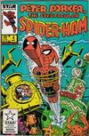 Cover Thumbnail for Peter Porker, the Spectacular Spider-Ham (1985 series) #4 [Direct Edition]