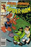 Cover Thumbnail for Peter Porker, the Spectacular Spider-Ham (1985 series) #9 [Newsstand Edition]