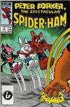 Cover for Peter Porker, the Spectacular Spider-Ham (Marvel, 1985 series) #17