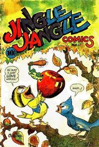 Cover Thumbnail for Jingle Jangle Comics (Eastern Color, 1942 series) #17