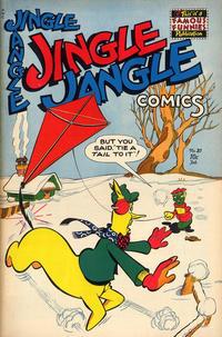 Cover Thumbnail for Jingle Jangle Comics (Eastern Color, 1942 series) #31