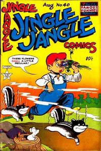 Cover Thumbnail for Jingle Jangle Comics (Eastern Color, 1942 series) #40