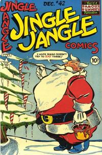 Cover Thumbnail for Jingle Jangle Comics (Eastern Color, 1942 series) #42