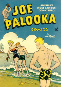Cover Thumbnail for Joe Palooka Comics (Harvey, 1945 series) #2