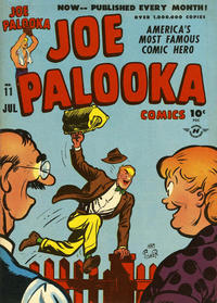 Cover Thumbnail for Joe Palooka Comics (Harvey, 1945 series) #11