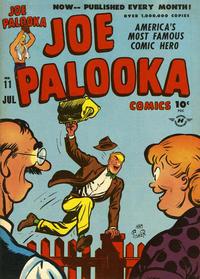Cover Thumbnail for Joe Palooka Comics (Harvey, 1945 series) #11