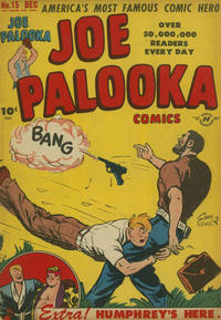 Cover Thumbnail for Joe Palooka Comics (Harvey, 1945 series) #15