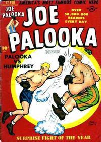 Cover Thumbnail for Joe Palooka Comics (Harvey, 1945 series) #17