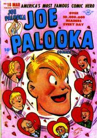 Cover Thumbnail for Joe Palooka Comics (Harvey, 1945 series) #18