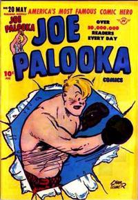 Cover Thumbnail for Joe Palooka Comics (Harvey, 1945 series) #20