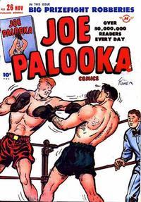 Cover Thumbnail for Joe Palooka Comics (Harvey, 1945 series) #26