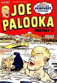 Cover Thumbnail for Joe Palooka Comics (Harvey, 1945 series) #36