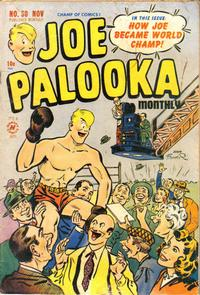 Cover for Joe Palooka Comics (Harvey, 1945 series) #38