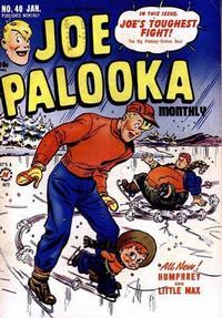 Cover Thumbnail for Joe Palooka Comics (Harvey, 1945 series) #40