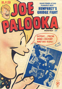 Cover Thumbnail for Joe Palooka Comics (Harvey, 1945 series) #41