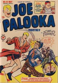 Cover Thumbnail for Joe Palooka Comics (Harvey, 1945 series) #44