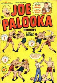Cover Thumbnail for Joe Palooka Comics (Harvey, 1945 series) #45