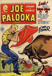 Cover Thumbnail for Joe Palooka Comics (Harvey, 1945 series) #49