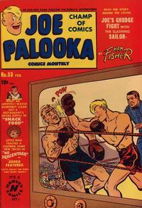 Cover Thumbnail for Joe Palooka Comics (Harvey, 1945 series) #53