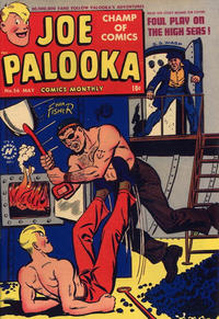 Cover Thumbnail for Joe Palooka Comics (Harvey, 1945 series) #56