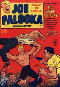 Cover Thumbnail for Joe Palooka Comics (Harvey, 1945 series) #59