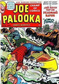 Cover Thumbnail for Joe Palooka Comics (Harvey, 1945 series) #62